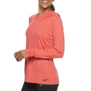 Women's Nike Dry Training Hooded Top